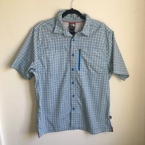 North Face Vented Short Sleeve Shirt